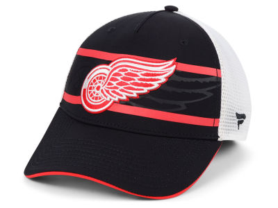 Detroit Red Wings NHL 2nd Season Trucker  Adjustable Cap