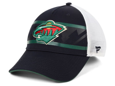 Minnesota Wild NHL 2nd Season Trucker  Adjustable Cap