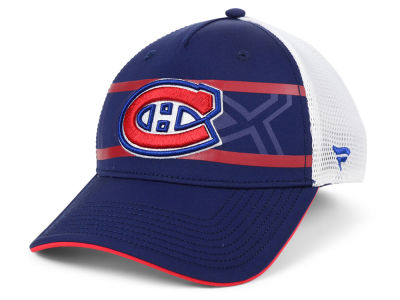 Montreal Canadiens NHL 2nd Season Trucker  Adjustable Cap