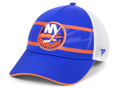 New York Islanders NHL 2nd Season Trucker  Adjustable Cap