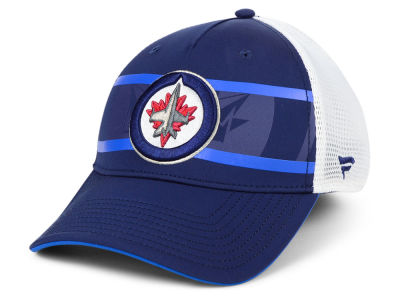 Winnipeg Jets NHL 2nd Season Trucker  Adjustable Cap