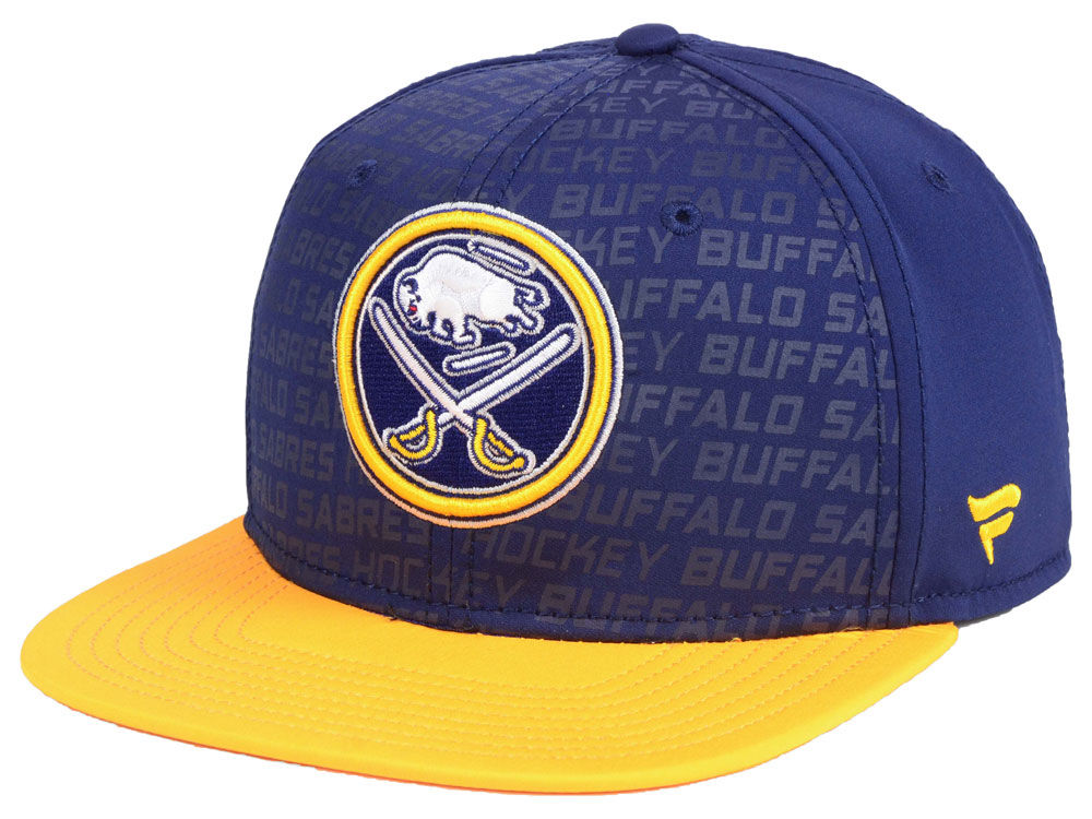 bc320b8a8d9 Buffalo Sabres NHL Rinkside Snapback Cap