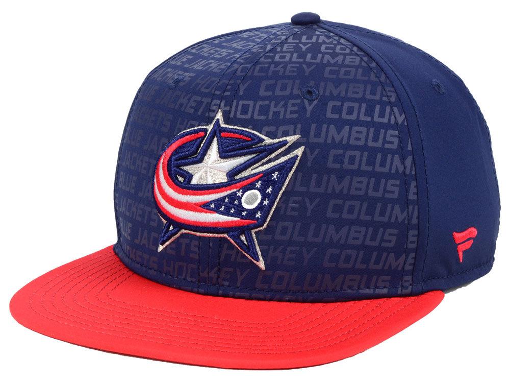 Columbus Blue Jackets NHL Rinkside Snapback Cap  ccddcc0b8d0