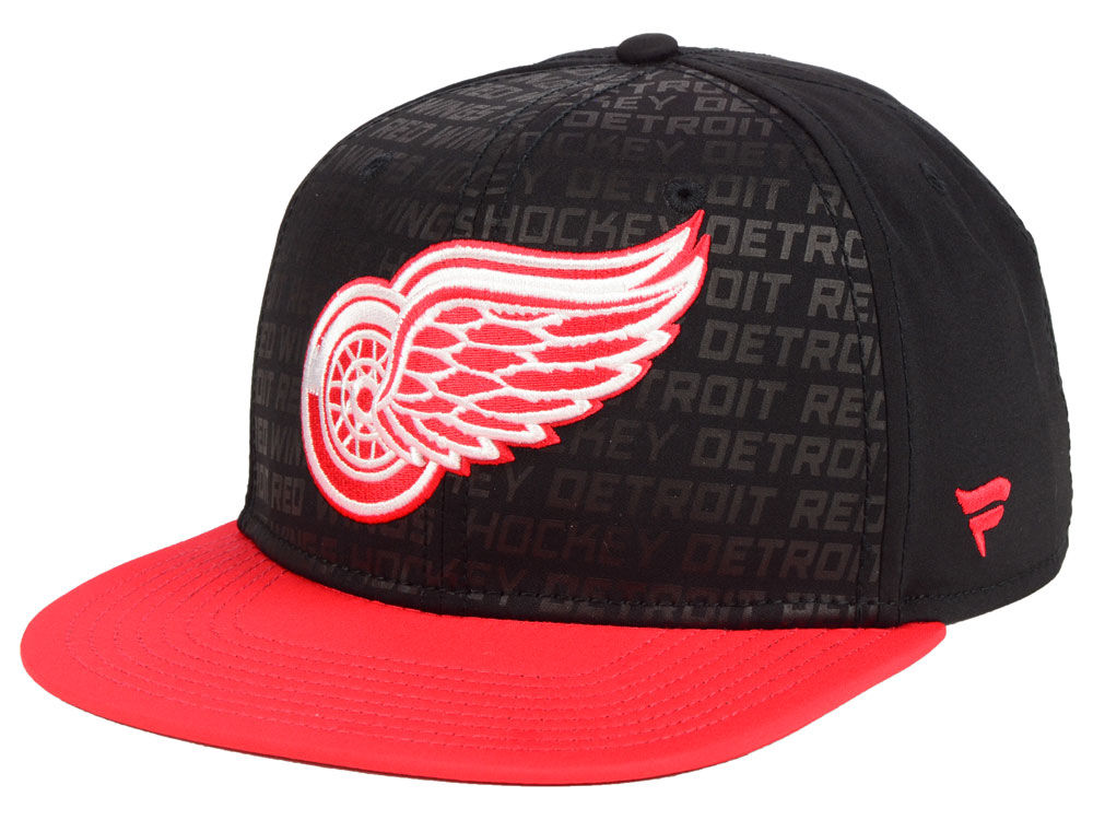 info for fa9ea 8c48f ... uk detroit red wings nhl rinkside snapback cap 30a63 9143b