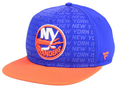 New York Islanders NHL Rinkside Snapback Cap
