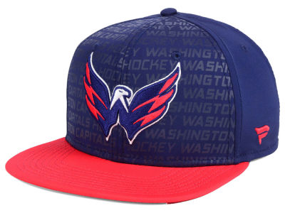 Washington Capitals NHL Branded NHL Rinkside Snapback Cap b4b68f80569
