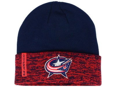 Columbus Blue Jackets NHL Pro Rinkside Cuffed Knit