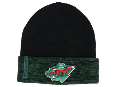 Minnesota Wild NHL Pro Rinkside Cuffed Knit