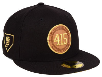 San Francisco Giants New Era MLB Area Patch 59FIFTY Cap