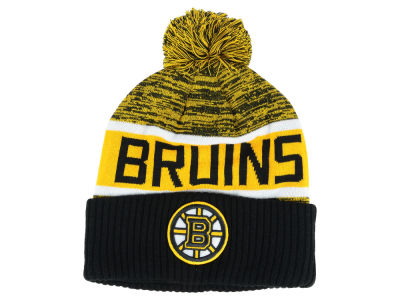 Boston Bruins 2018 NHL Goalie Knit