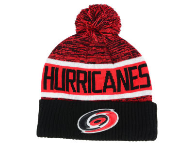 Carolina Hurricanes 2018 NHL Goalie Knit
