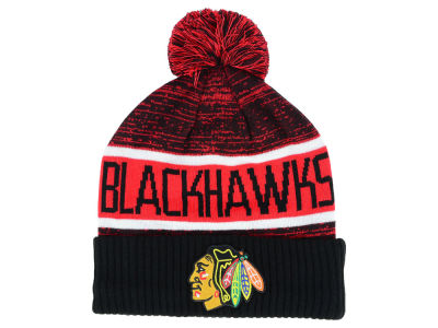 Chicago Blackhawks 2018 NHL Goalie Knit