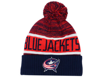 Columbus Blue Jackets 2018 NHL Goalie Knit