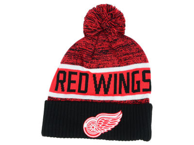 Detroit Red Wings 2018 NHL Goalie Knit