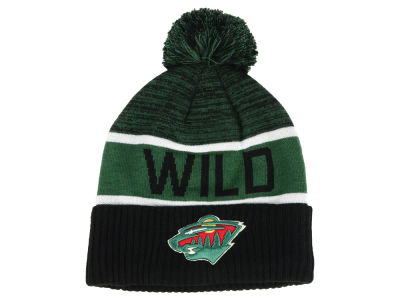 ab0a012a620 Minnesota Wild 2018 NHL Goalie Knit
