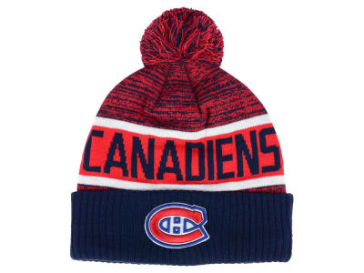 Montreal Canadiens 2018 NHL Goalie Knit
