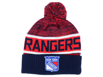 New York Rangers 2018 NHL Goalie Knit