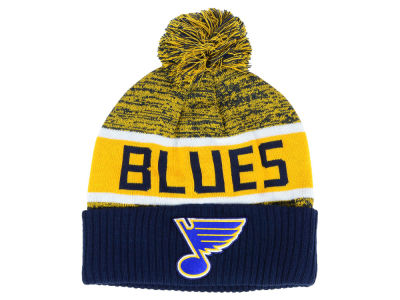 St. Louis Blues 2018 NHL Goalie Knit