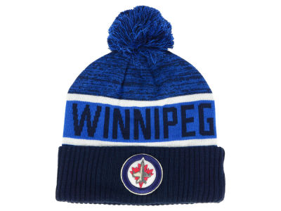 Winnipeg Jets 2018 NHL Goalie Knit