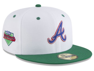Atlanta Braves New Era MLB Retro Diamond 59FIFTY Cap