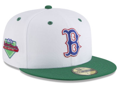 Boston Red Sox New Era MLB Retro Diamond 59FIFTY Cap