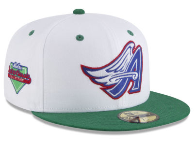 Los Angeles Angels New Era MLB Retro Diamond 59FIFTY Cap
