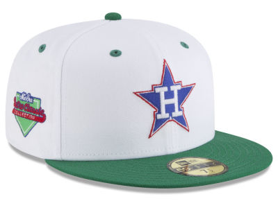 Houston Astros New Era MLB Retro Diamond 59FIFTY Cap