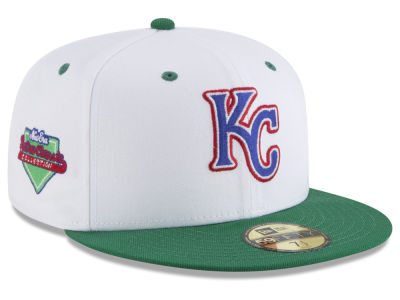 Kansas City Royals New Era MLB Retro Diamond 59FIFTY Cap