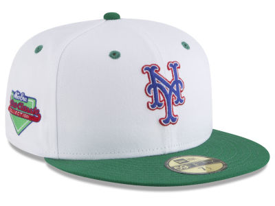 New York Mets New Era MLB Retro Diamond 59FIFTY Cap