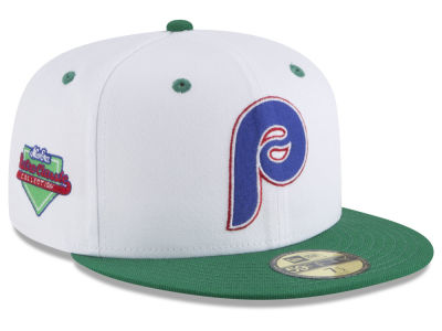Philadelphia Phillies New Era MLB Retro Diamond 59FIFTY Cap