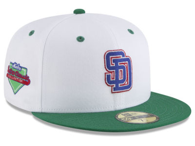 San Diego Padres New Era MLB Retro Diamond 59FIFTY Cap