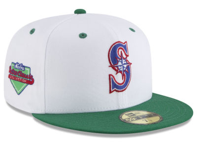 Seattle Mariners New Era MLB Retro Diamond 59FIFTY Cap
