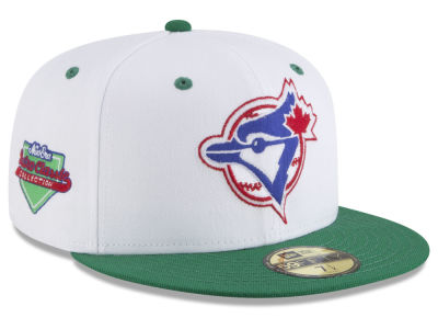 Toronto Blue Jays New Era MLB Retro Diamond 59FIFTY Cap