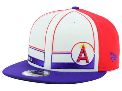 finest selection 92c25 6ab49 ... cheap los angeles angels new era mlb topps 1983 9fifty snapback cap  9baf5 6d48f