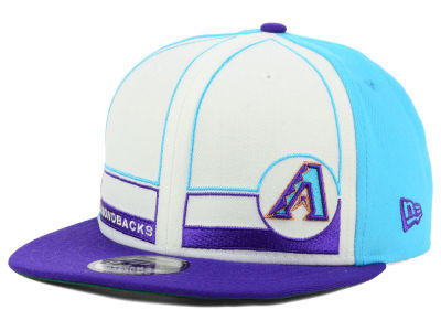 Arizona Diamondbacks New Era MLB Topps 1983 9FIFTY Snapback Cap