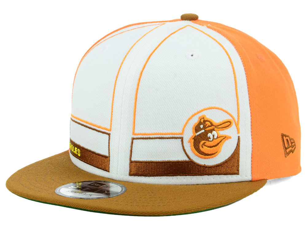36828a0ef Baltimore Orioles New Era MLB Topps 1983 9FIFTY Snapback Cap