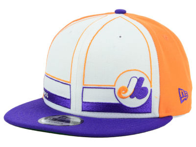 Montreal Expos New Era MLB Topps 1983 9FIFTY Snapback Cap
