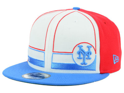 New York Mets New Era MLB Topps 1983 9FIFTY Snapback Cap