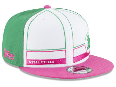 Oakland Athletics New Era MLB Topps 1983 9FIFTY Snapback Cap