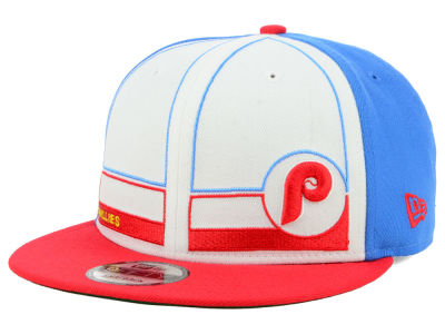 Philadelphia Phillies New Era MLB Topps 1983 9FIFTY Snapback Cap