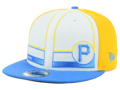 Pittsburgh Pirates New Era MLB Topps 1983 9FIFTY Snapback Cap