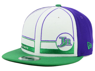 Tampa Bay Rays New Era MLB Topps 1983 9FIFTY Snapback Cap