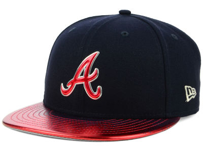 Atlanta Braves New Era MLB Topps 2018 9FIFTY Snapback Cap