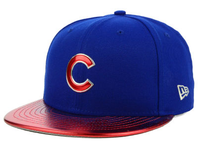 Chicago Cubs New Era MLB Topps 2018 9FIFTY Snapback Cap