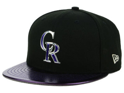 Colorado Rockies New Era MLB Topps 2018 9FIFTY Snapback Cap
