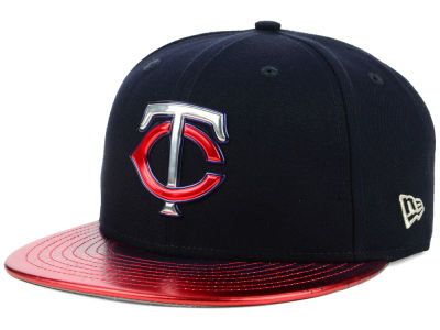 Minnesota Twins New Era MLB Topps 2018 9FIFTY Snapback Cap