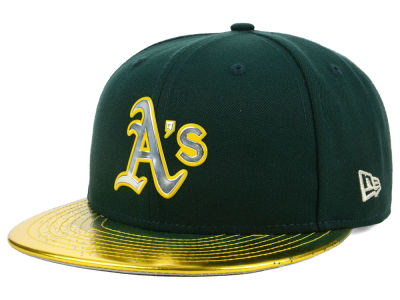 Oakland Athletics New Era MLB Topps 2018 9FIFTY Snapback Cap