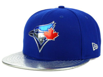 Toronto Blue Jays New Era MLB Topps 2018 9FIFTY Snapback Cap