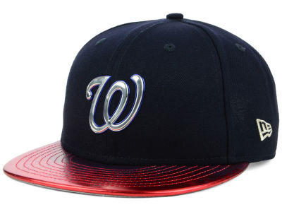 Washington Nationals New Era MLB Topps 2018 9FIFTY Snapback Cap