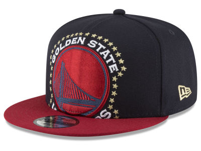 Golden State Warriors New Era NBA XL Americana 9FIFTY Snapback Cap